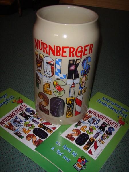 Nürnberger Sammelkrug 2011